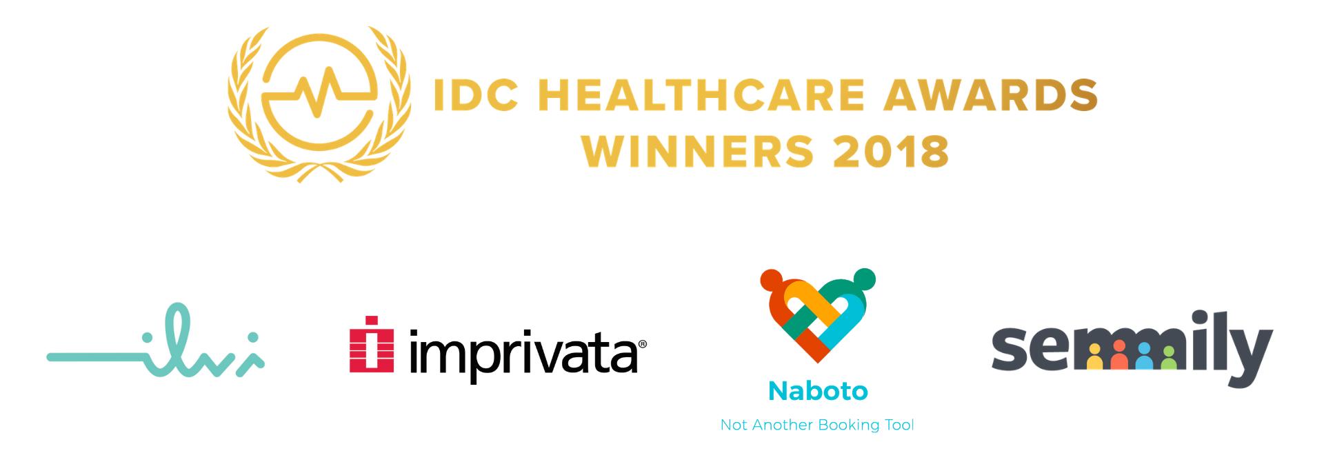 IDC Healthcare Awards 2018